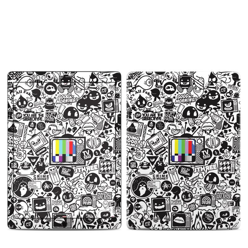 TV Kills Everything iPad Pro 12.9-inch Skin