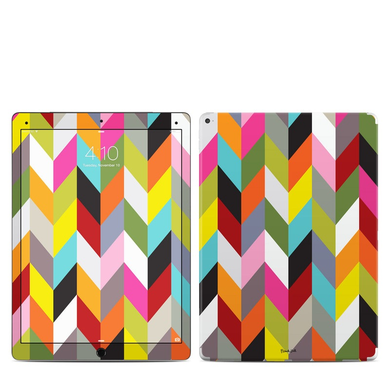 Ziggy Condensed iPad Pro 12.9-inch Skin