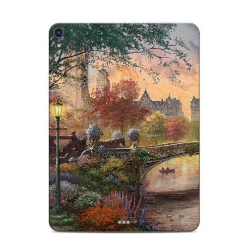 Autumn in New York iPad Pro 11-inch Skin