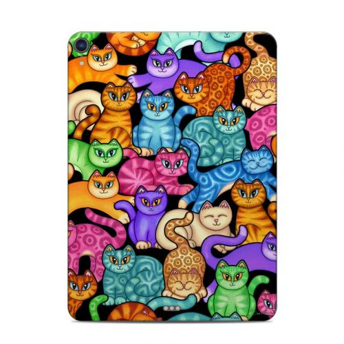 Colorful Kittens iPad Pro 11-inch Skin