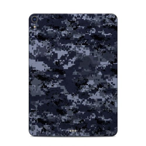 Digital Navy Camo iPad Pro 11-inch Skin
