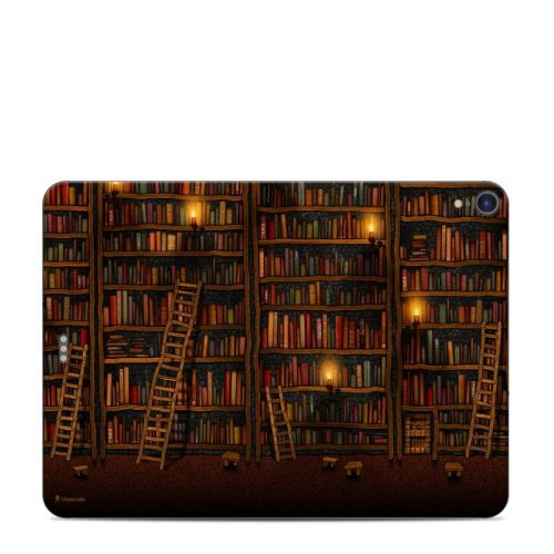 Library iPad Pro 11-inch Skin