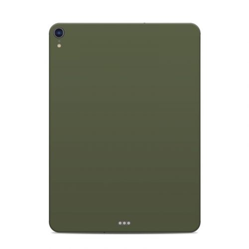 Solid State Olive Drab iPad Pro 11-inch Skin