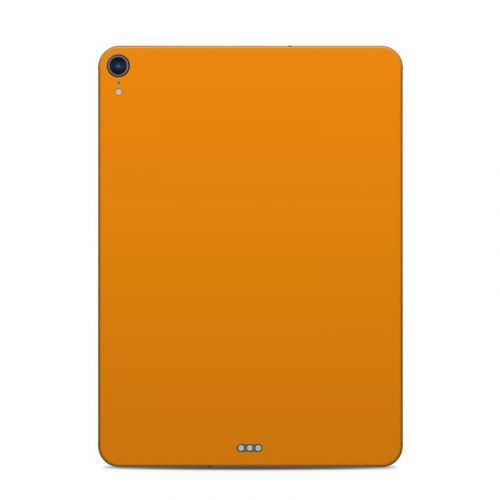 Solid State Orange iPad Pro 11-inch Skin