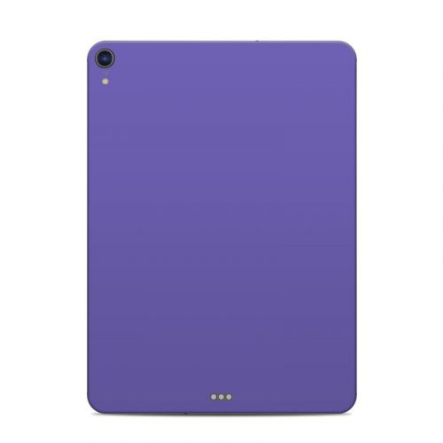 Solid State Purple iPad Pro 11-inch Skin