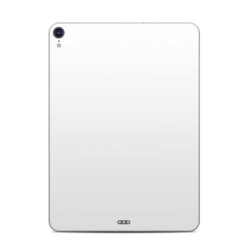 Solid State White iPad Pro 11-inch Skin