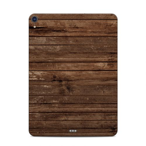 Stripped Wood iPad Pro 11-inch Skin