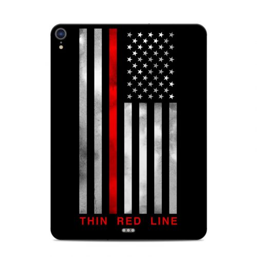 Thin Red Line iPad Pro 11-inch Skin