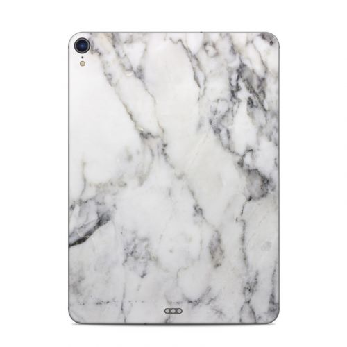 White Marble iPad Pro 11-inch Skin