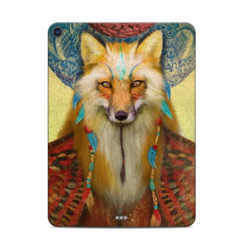 Wise Fox iPad Pro 11-inch Skin