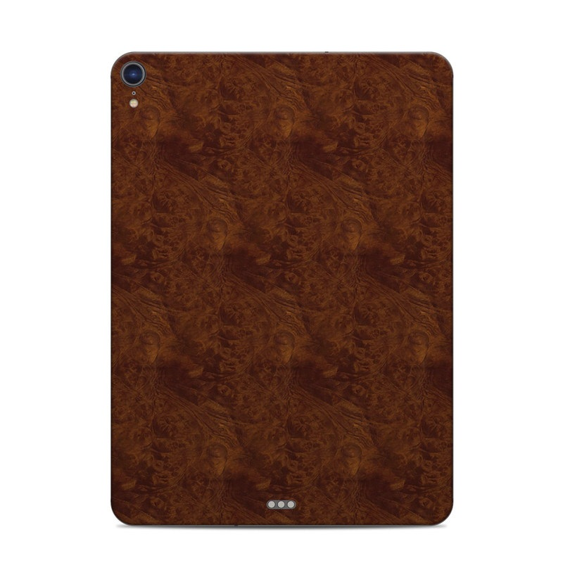 iPad Pro 3rd Gen 11-inch Skin design of Brown, Wood, Wood flooring, Caramel color, Pattern, Hardwood, Wood stain, Flooring, Floor, Plywood with brown colors