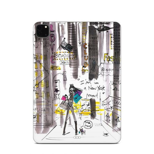 My New York Mood iPad Pro 11-inch Skin