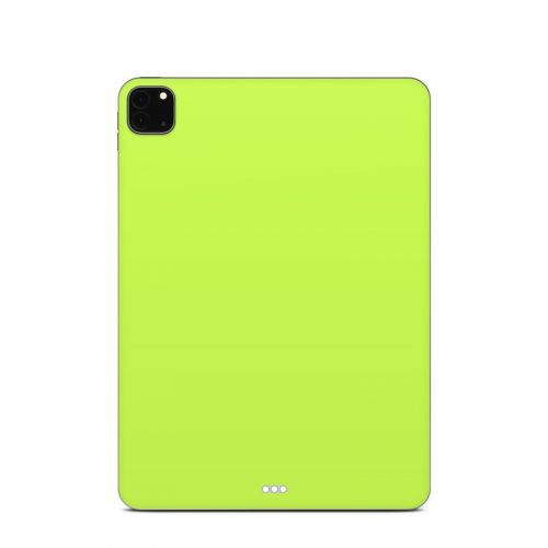 Solid State Lime iPad Pro 11-inch Skin