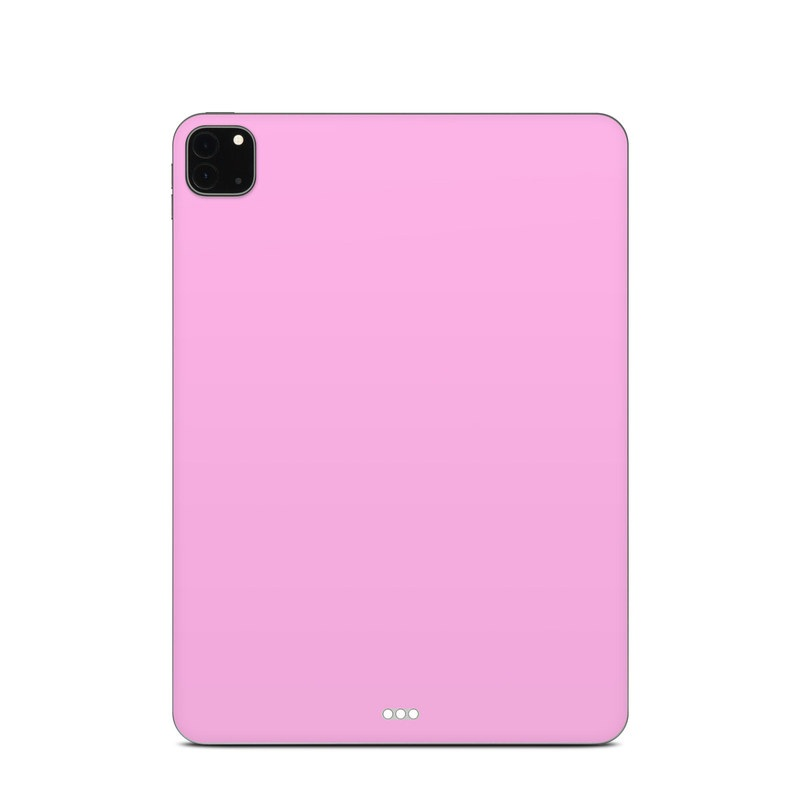 iPad Pro 11-inch Skin design of Pink, Violet, Purple, Red, Magenta, Lilac, Sky, Material property, Peach with pink colors