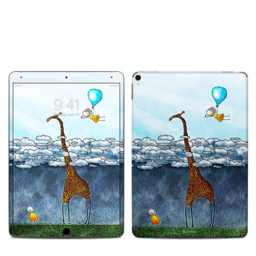 Above The Clouds iPad Pro 2nd Gen 10.5-inch Skin