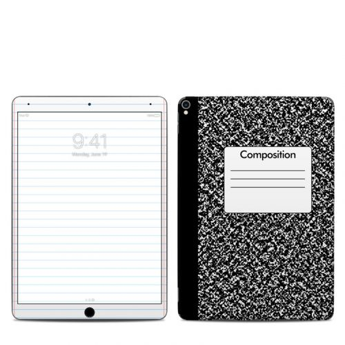 Composition Notebook iPad Pro 10.5-inch Skin