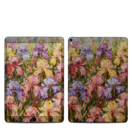 Field Of Irises iPad Pro 10.5-inch Skin