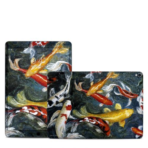 Koi's Happiness iPad Pro 10.5-inch Skin