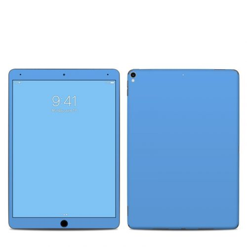 Solid State Blue iPad Pro 10.5-inch Skin