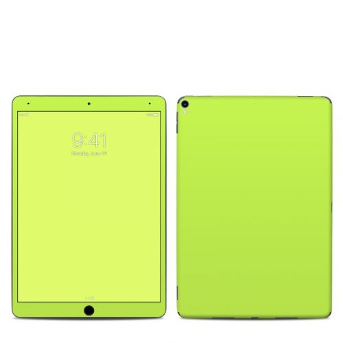 Solid State Lime iPad Pro 10.5-inch Skin