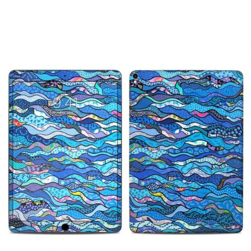 The Blues iPad Pro 10.5-inch Skin