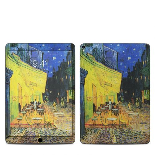 Cafe Terrace At Night iPad Pro 10.5-inch Skin