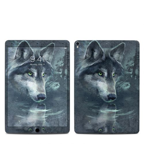 Wolf Reflection iPad Pro 10.5-inch Skin