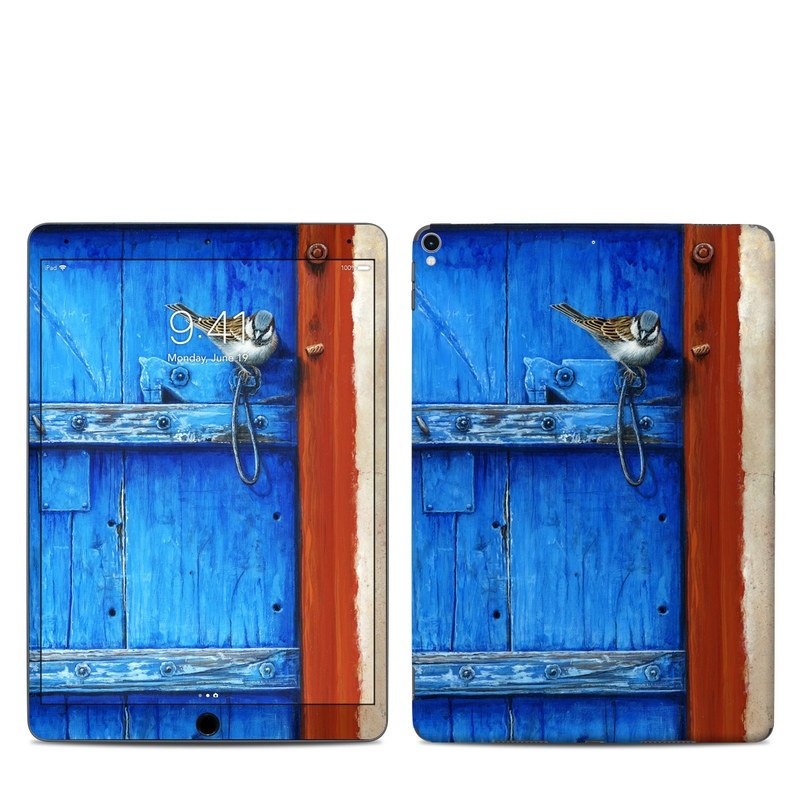 Blue Door iPad Pro 10.5-inch Skin
