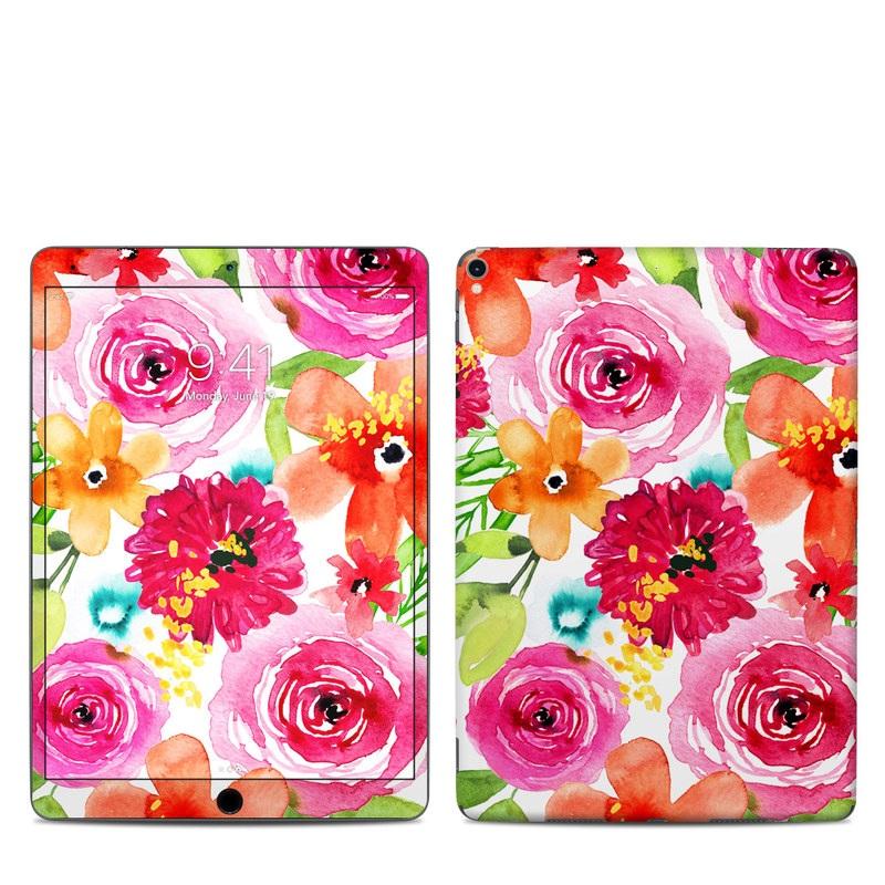 Floral Pop iPad Pro 10.5-inch Skin