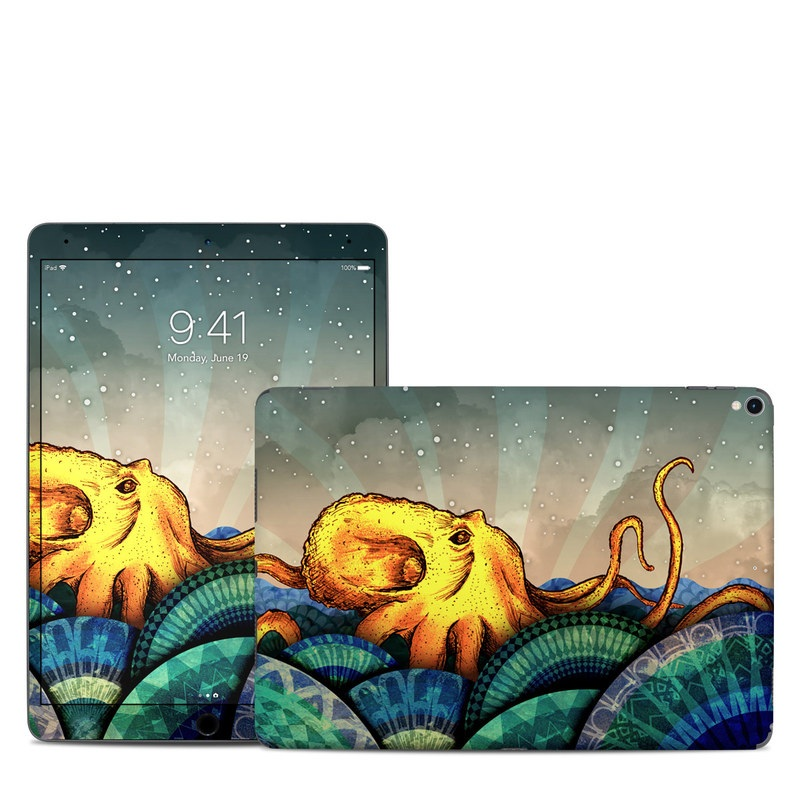 From the Deep iPad Pro 10.5-inch Skin