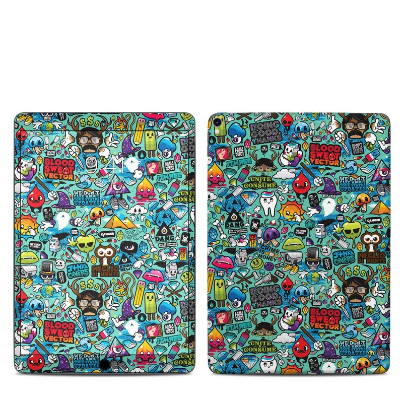 Jewel Thief iPad Pro 10.5-inch Skin