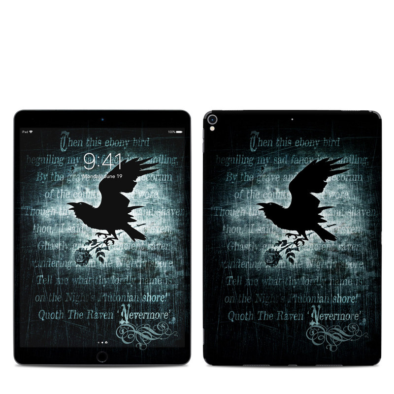 Nevermore iPad Pro 10.5-inch Skin
