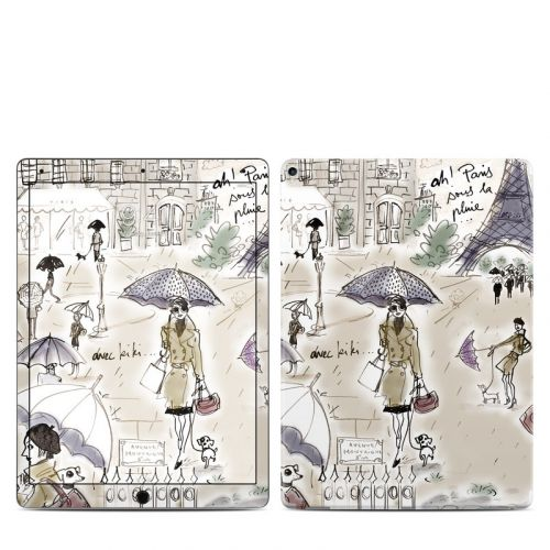Ah Paris iPad Pro 12.9-inch 2nd Gen Skin