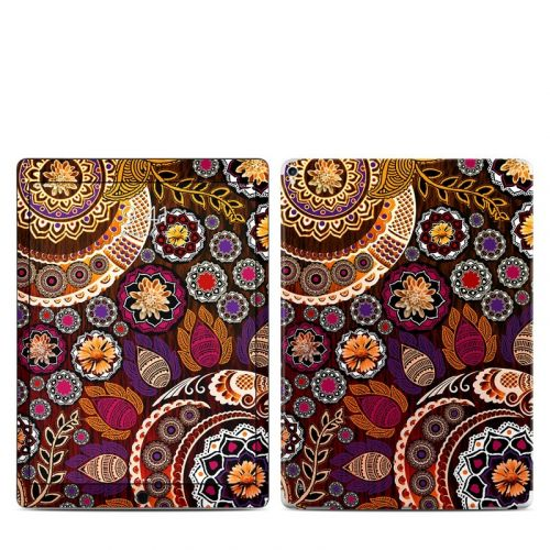 Autumn Mehndi iPad Pro 12.9-inch 2nd Gen Skin