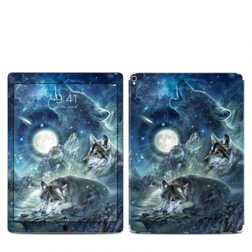 Bark At The Moon iPad Pro 12.9-inch (2017) Skin