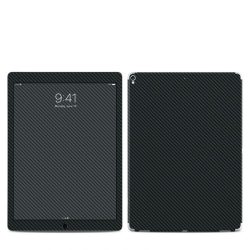 Carbon iPad Pro 2nd Gen 12.9-inch Skin