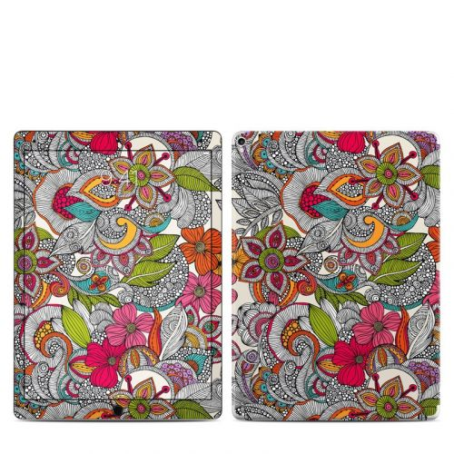 Doodles Color iPad Pro 12.9-inch 2nd Gen Skin
