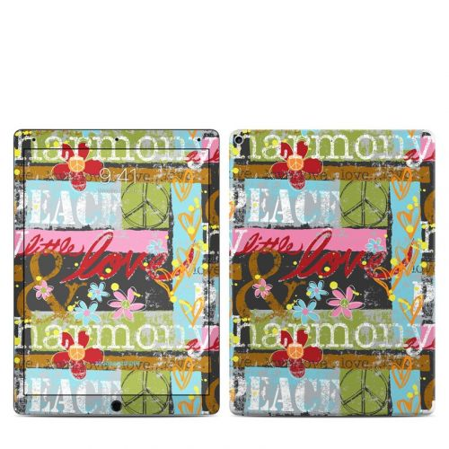 Harmony and Love iPad Pro 12.9-inch (2017) Skin