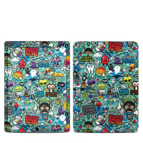 Jewel Thief iPad Pro 12.9-inch 2nd Gen Skin