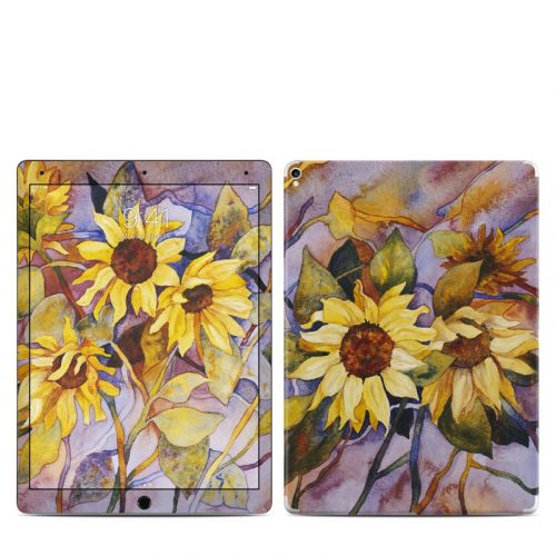 Sunflower iPad Pro 12.9-inch 2nd Gen Skin