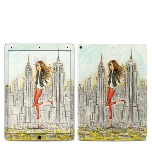 The Sights New York iPad Pro 12.9-inch (2017) Skin