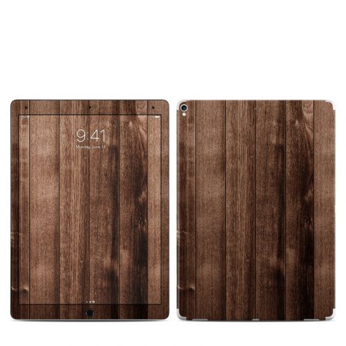 Stained Wood iPad Pro 12.9-inch (2017) Skin