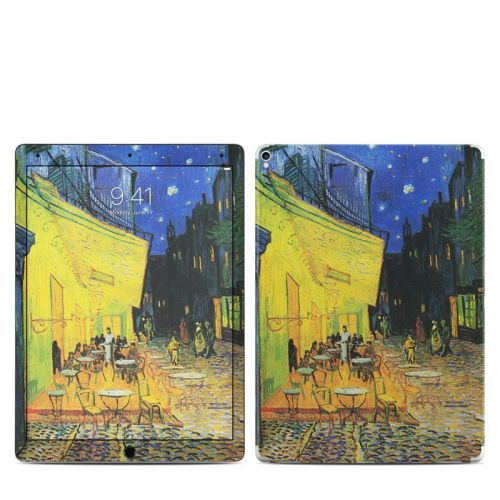 Cafe Terrace At Night iPad Pro 12.9-inch (2017) Skin