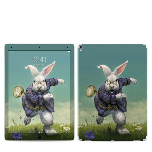 White Rabbit iPad Pro 12.9-inch 2nd Gen Skin
