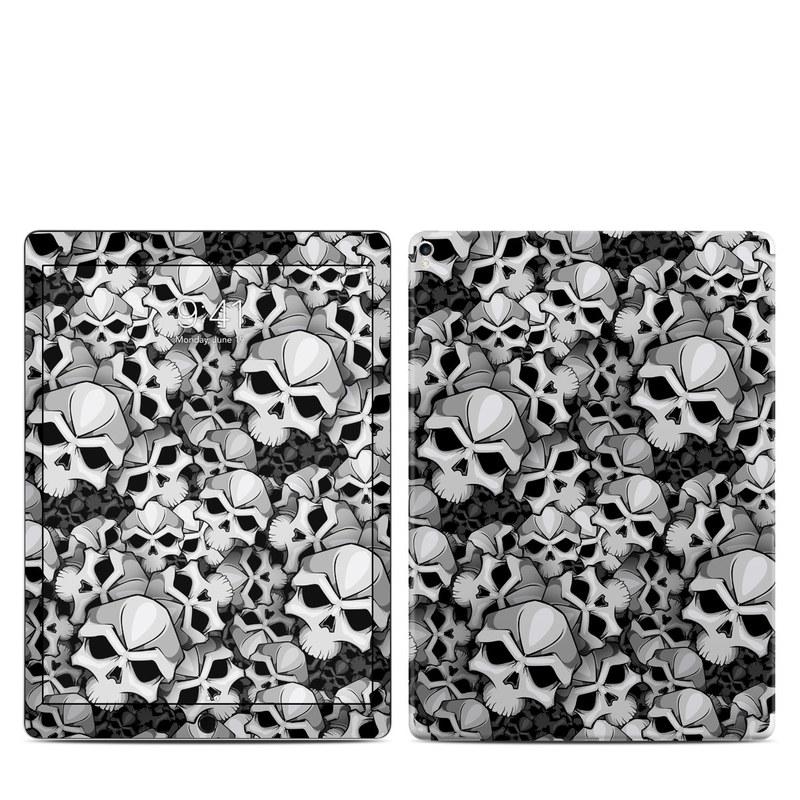 Bones iPad Pro 12.9-inch 2nd Gen Skin