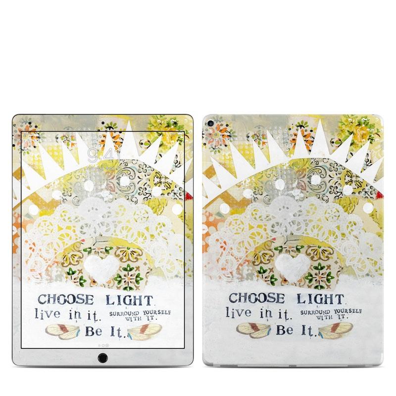 Choose Light iPad Pro 12.9-inch (2017) Skin