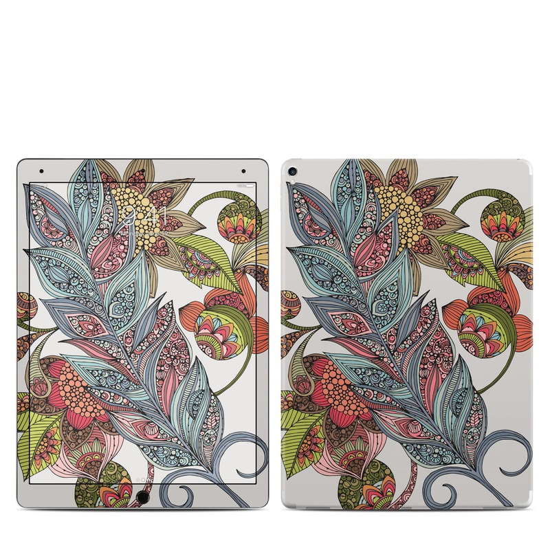 Feather Flower iPad Pro 12.9-inch 2nd Gen Skin