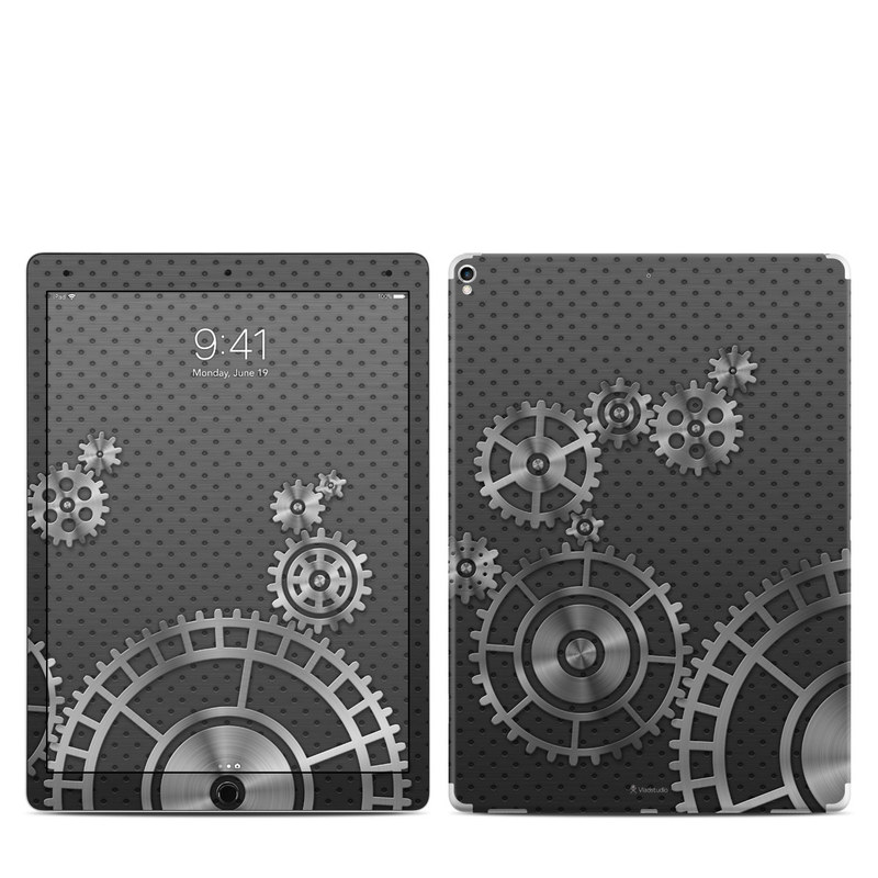 Gear Wheel iPad Pro 12.9-inch 2nd Gen Skin