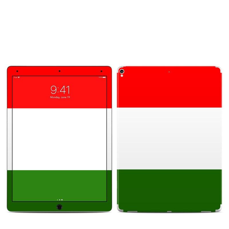 Italian Flag iPad Pro 12.9-inch (2017) Skin