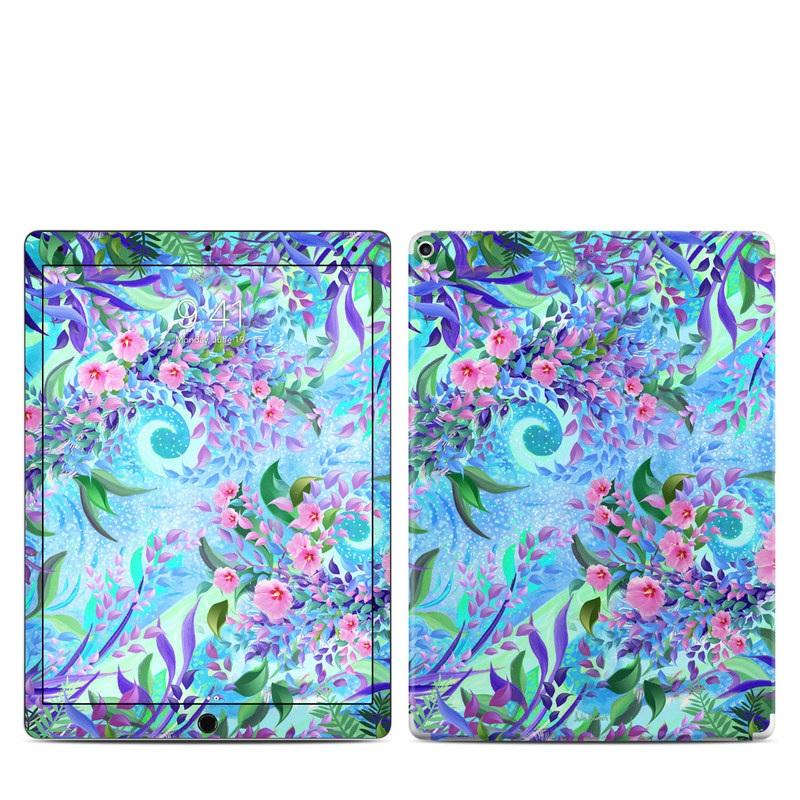 Lavender Flowers iPad Pro 12.9-inch (2017) Skin